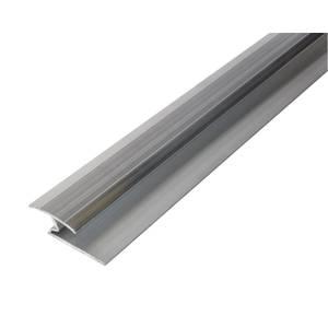 Cover Strip Laminate Floor Edge - Ceramic Silver 900mm