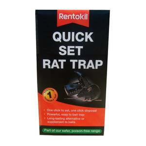 Quickset Rat Trap