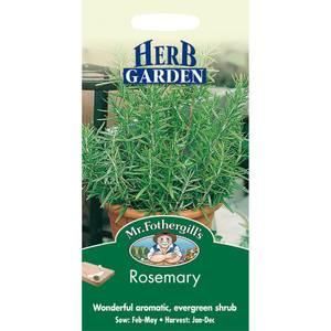 Mr. Fothergill's Rosemary Seeds