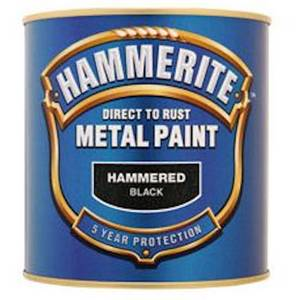 Hammerite Gold - Hammered Exterior Metal Paint - 250ml