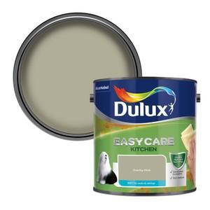 Dulux Easycare Kitchen Overtly Olive - Matt Emulsion Paint - 2.5L