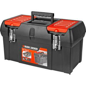 Black and Decker Tool Box - 19in