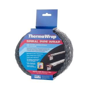 ThermaWrap Spiral Pipe Wrap