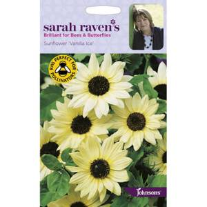 Sarah Ravens Sunflower Vanilla Ice Seeds