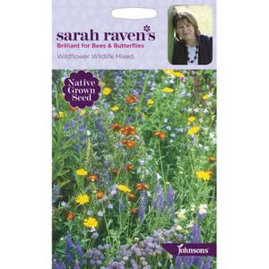 Sarah Ravens Wildflower Wildlife Mixed Seeds