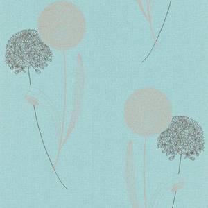 Sublime Essence Alium Wallpaper - Duck Egg