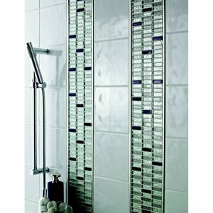 Homelux Mosaic Glass - Aubergine - 1 Pack