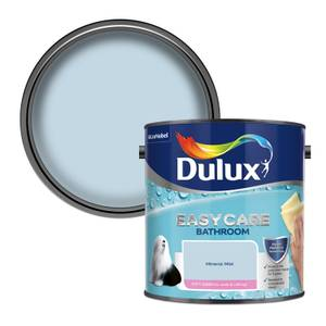 Dulux Easycare Bathroom Mineral Mist Blue - Soft Sheen Paint - 2.5L