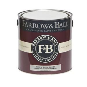 Farrow and Ball Wood Floor Primer Undercoat - Red & Warm Tones - 2.5L