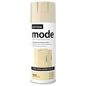 Rust-Oleum Cream - Mode Spray Paint - 400ml