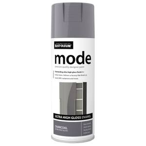 Rust-Oleum Charcoal - Mode Spray Paint - 400ml
