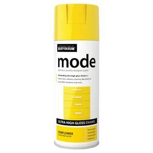 Rust-Oleum Sunflower - Mode Spray Paint - 400ml