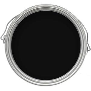 Sandtex Ultra Smooth Masonry Paint - Black - 1L