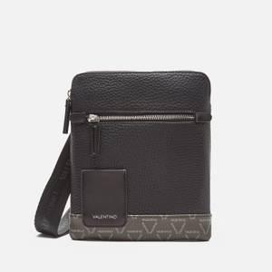 Valentino Bags Men's Audeer Cross Body Bag - Black