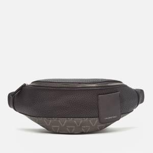Valentino Bags Men's Audeer Belt Bag - Black