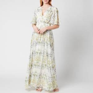 Ted Baker Women's Bilia Papyrus Maxi Dress - Cream