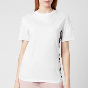 Ted Baker Women's Abbee Ted Baker Slogan T-Shirt - White