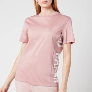 Ted Baker Women's Abbee Ted Baker Slogan T-Shirt - Dusky Pink