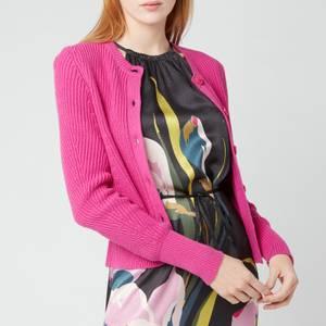 Ted Baker Women's Rocota Cotton Cardigan - Pink