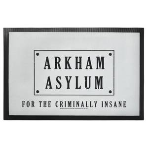 Batman Villains Arkham Asylum Entrance Mat