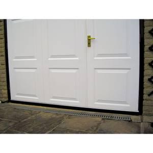 Stormguard Garage Door Rubber Draught Excluder 2134m