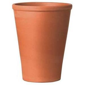 Terracotta Long Tom Plant Pot - 23cm
