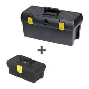 Stanley 19in Toolbox Plus 12.5in Flat Top