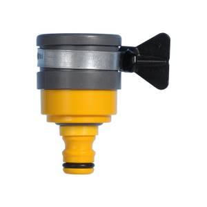 Hozelock Round Garden Mixer Tap Connector