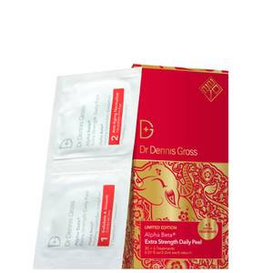 Dr Dennis Gross Skincare Chinese New Year Alpha Beta Extra Strength Daily Peel 249g