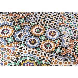 Mosaic Laminate Flooring Sample Board