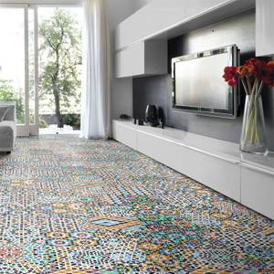Mosaic Laminate Flooring