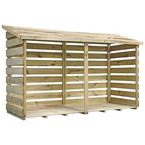 Mercia Double Log Store
