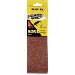Stanley Belt Sander Belts 75x533 40G - STA33181-XJ