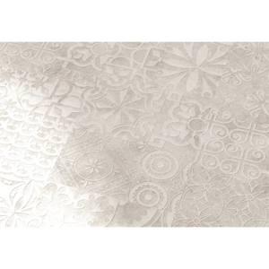 Relief White Laminate Flooring Sample Board