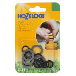 Hozelock Garden Spares Kit - Washers & O Rings