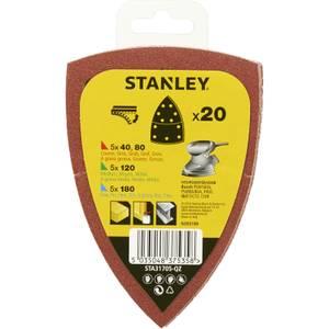 Stanley Detail Sander Sheet Spar Pack - STA31705-QZ