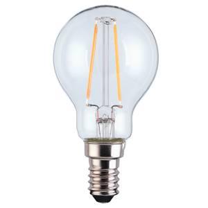 LED Filament Mini Globe SES 2.5W Light Bulb