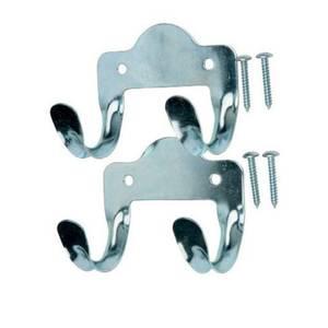 Metal Tool Hook - 1 Pair