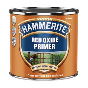 Hammerite Red Oxide Metal Primer - 250ml