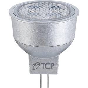 LED 2W MR11 Siver Light Bulb - 2 pack