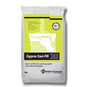 Gyproc Easi-Fill 20 - 5kg