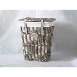 Morgan Willow Laundry Basket with Grystraps
