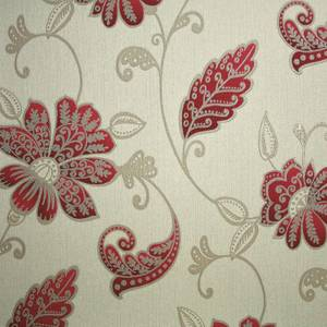 Boutique HWV Premier Juliet Red Wallpaper
