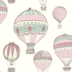 Grandeco Hot Air Balloon Wallpaper