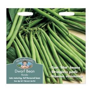 Mr. Fothergill's Dwarf Bean Rondo Seeds