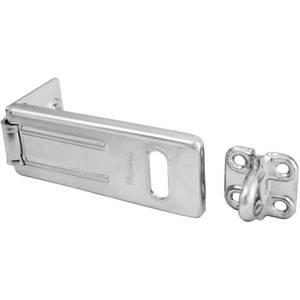 Master Lock Hard Wrought Steel Hasp - 89mm