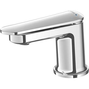 Methven Aio Mini Basin Mixer Tap in Chrome made from Ecobrass