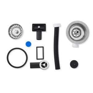 Single Bowl Sink Waste Kit Pack A