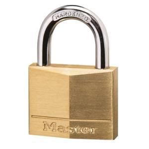 Master Lock Solid Brass Padlock - 40mm