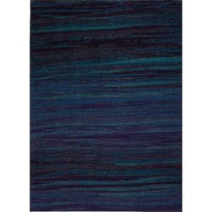 Karnaby Stripe Blue Rug - 120 x 170cm